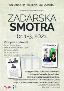 Plakat Zadarska smotra